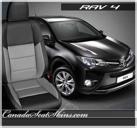 2013 2015 Toyota Rav 4 Leather Upholstery