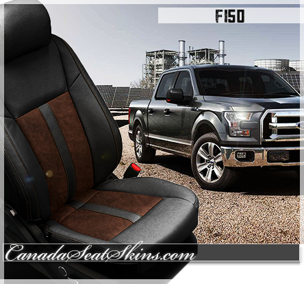 Seat Skins For Trucks >> 2015 - 2016 Ford F150 Custom Leather Upholstery