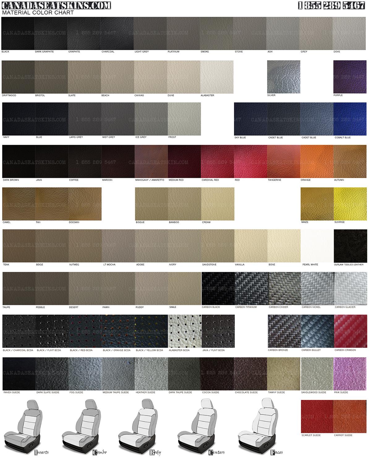 Exterior Colors For 2018 Equinox