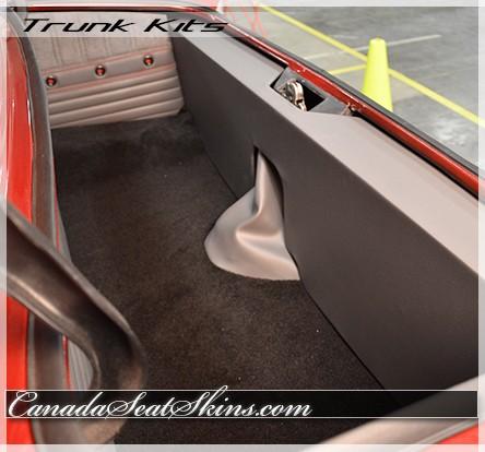 1967 camaro tmi trunk restyling kit xr series