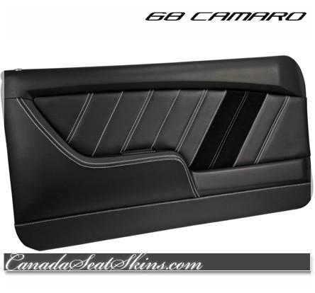 1968 Camaro Sport VXR Bucket Seat Conversion