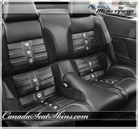 2005  2014 Ford Mustang Sport XR Low Back Seat Conversion