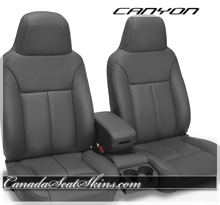 2004 - 2012 GMC Canyon Leather Upholstery