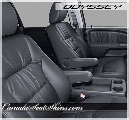 Seat Skins For Trucks >> 2002 - 2010 Honda Odyssey Leather Upholstery