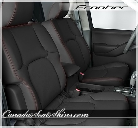 2005 - 2018 Nissan Frontier Custom Leather Upholstery