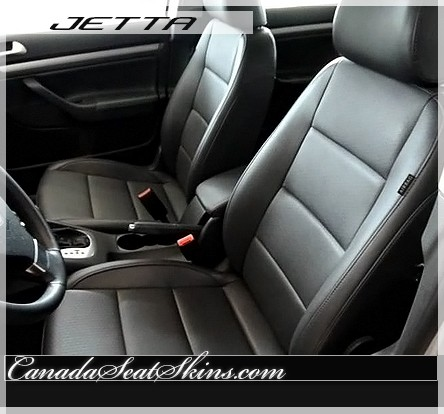2006 - 2008 Volkswagen Jetta Custom Leather Upholstery