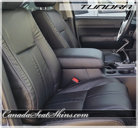 2007 2013 Toyota Tundra Limited Edition Leather Upholstery