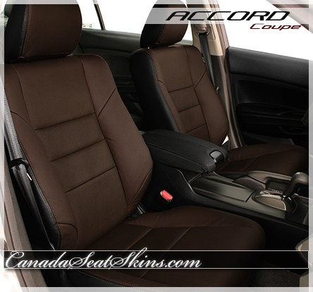 2008 2012 honda accord sedan leather upholstery. Black Bedroom Furniture Sets. Home Design Ideas