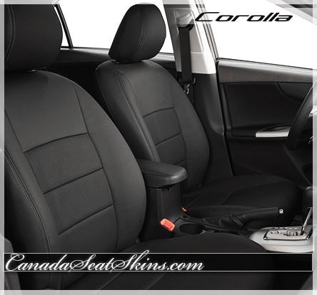 2009 2013 Toyota Corolla Katzkin Custom Leather Upholstery