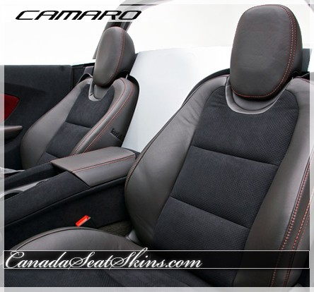 2010 - 2015 Chevrolet Camaro Leather Upholstery