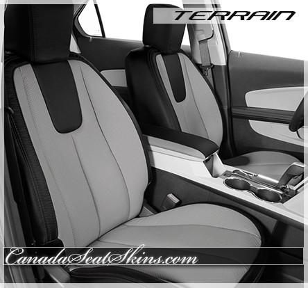 2010 2017 gmc terrain custom leather upholstery. Black Bedroom Furniture Sets. Home Design Ideas
