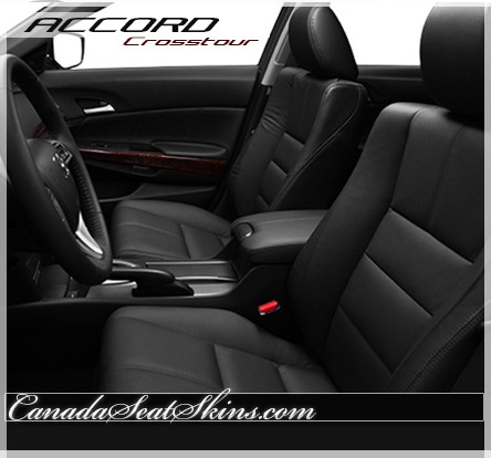 2010 2015 Honda Accord Crosstour Leather Upholstery