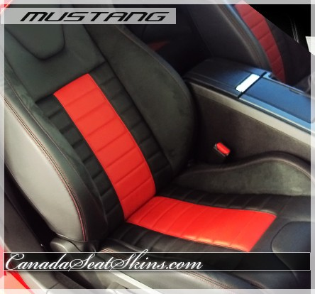 2011 2014 Ford Mustang Recaro Leather Upholstery