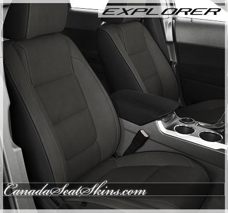 2011 2015 ford explorer custom leather upholstery. Black Bedroom Furniture Sets. Home Design Ideas