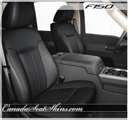 Seat Skins For Trucks >> 2009 - 2014 Ford F150 Leather Upholstery