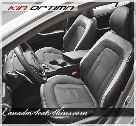 2012 2016 kia optima hybrid custom leather upholstery. Black Bedroom Furniture Sets. Home Design Ideas