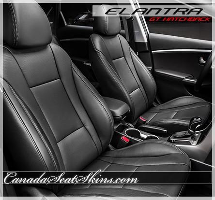 2013 2017 hyundai elantra gt hatchback leather upholstery. Black Bedroom Furniture Sets. Home Design Ideas