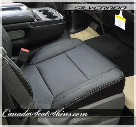 2014 2018 chevrolet silverado custom leather upholstery chevy silverado front bumper diagram