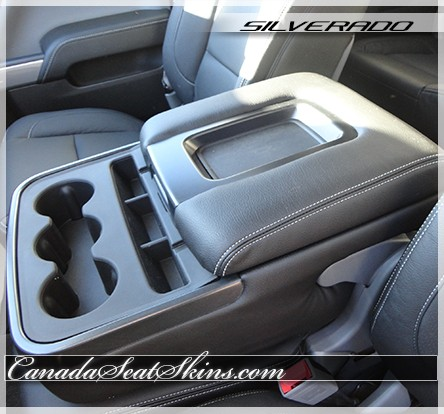 chevrolet silverado custom leather upholstery