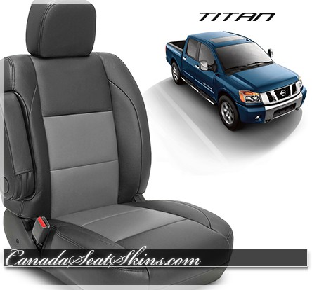 Seat Skins For Trucks >> 2004 - 2015 Nissan Titan Custom Leather Upholstery