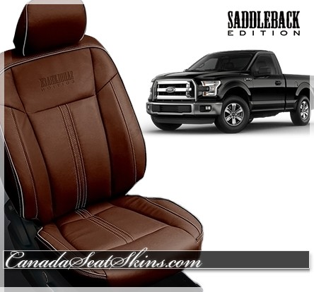 2015 2018 ford f150 saddleback limited edition leather. Black Bedroom Furniture Sets. Home Design Ideas