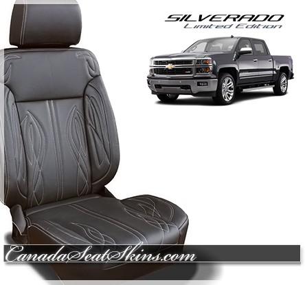 2016 - 2018 Chevrolet Silverado Limited Edition Leather ...