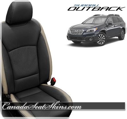 2015 2017 Subaru Outback Wagon Leather Upholstery