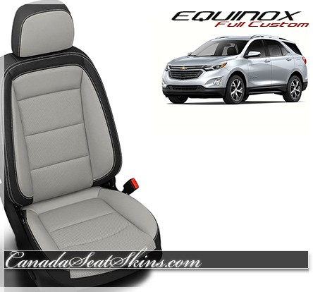 2018 2019 Chevrolet Equinox Custom Leather Upholstery