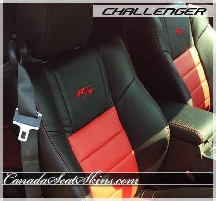 2009 2014 Dodge Challenger Leather Upholstery