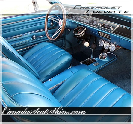 1966 chevelle upholstery and seat foam kit. Black Bedroom Furniture Sets. Home Design Ideas