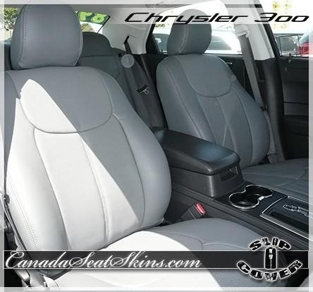 2005 2014 Chrysler 300 Clazzio Seat Covers