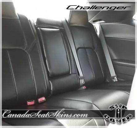 2008 2018 Dodge Challenger Clazzio Seat Covers