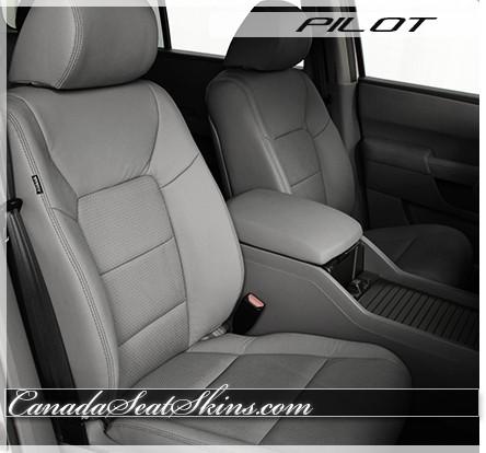 ... Honda Pilot Ash Leather Seats ...