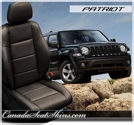 2007 2017 Jeep Patriot Custom Leather Upholstery