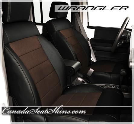 2007 2012 Jeep Wrangler Custom Leather Upholstery