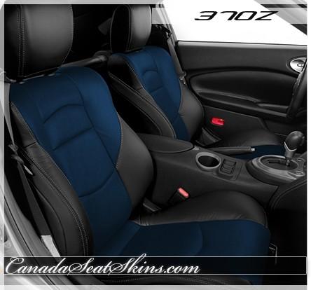 2009 2019 nissan 370z custom leather upholstery. Black Bedroom Furniture Sets. Home Design Ideas