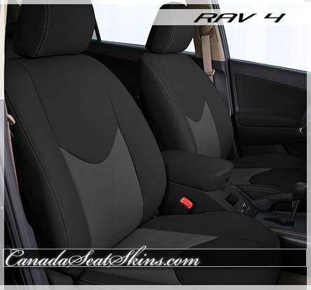 toyota rav  leather upholstery