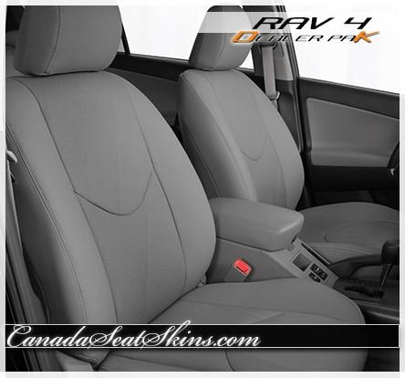 2009 - 2012 Toyota Rav 4 Dealer Pak Leather Seats