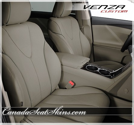 2009 2015 toyota venza custom leather upholstery. Black Bedroom Furniture Sets. Home Design Ideas