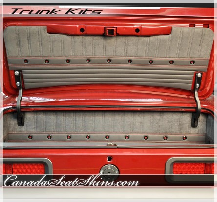 1967 Camaro Tmi Trunk Restyling Kit Xr Series