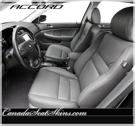 2003   2007 Honda Accord Katzkin Leather Seats