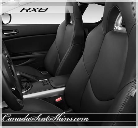 2009 2012 mazda rx8 custom leather upholstery. Black Bedroom Furniture Sets. Home Design Ideas