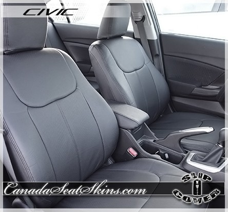 Seat Skins For Trucks >> 2013 - 2015 Honda Civic Clazzio Seat Covers