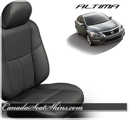 nissan altima 2013 black. 2013 2017 nissan altima black katzkin leather seats