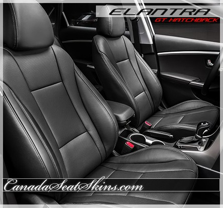2013 2017 hyundai elantra gt hatchback leather upholstery. Black Bedroom Furniture Sets. Home Design Ideas