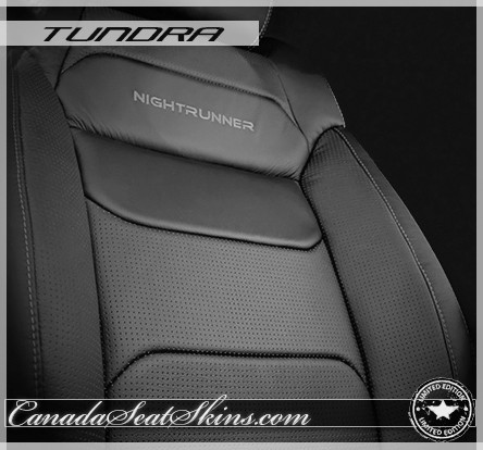2014 2017 toyota tundra nightrunner leather upholstery
