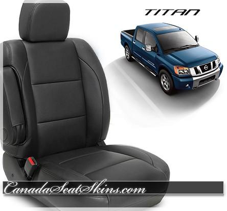 2004 2015 Nissan Titan Custom Leather Upholstery