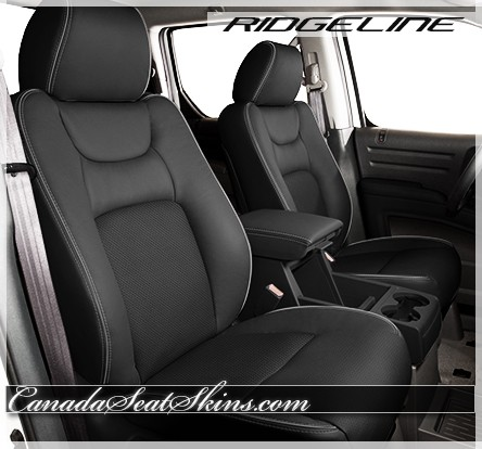 2006 2014 Honda Ridgeline Leather Upholstery