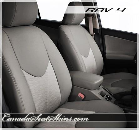 1996 2012 Toyota Rav 4 Leather Upholstery