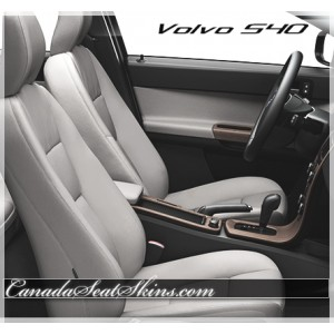 2004 - 2011 Volvo S40 and V50 Katzkin Leather Seats